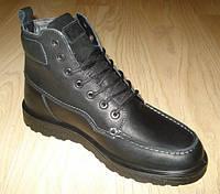 Теплые ботинки кожа мех + гритекс класика Италия Grisport (43), фото 1