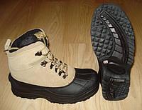 Качественные зимние термо-ботинки XD-124 не промокаемые (42/44/45/46), фото 1