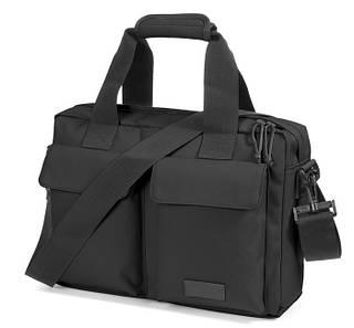 """Удобная сумка для ноутбука 15"""" 13 л. Pyle Eastpak EK09A07I черный"""
