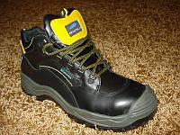 Кожаные рабочие ботинки (42), фото 1