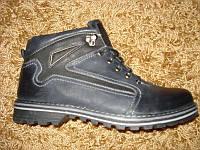 Зимние ботинки утепленные не дорогие №3