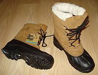 Мужские теплые не промокаемые боты Kamik® Snowcrest Pac Boots (USA-9)