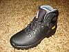 Качественные кожаные ботинки до -20 мороза Черные.10242 Grisport (41/42/43/44/45/46)