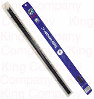 "Резинки щеток стеклоочистителя 61 см ""King"" графит. елка (24"")"