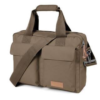 "Практичная сумка для ноутбука 15"" 13 л. Pyle Eastpak EK09A94J хаки"