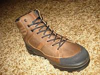 Ботинки Quechua  Франция темно рыжие (46/47), фото 1