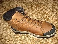 Ботинки Quechua  Франция  рыжие (40/41/45/46)