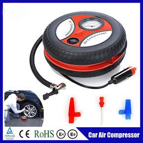 Компрессор автомобильный, Air Compressor DC12v, фото 2