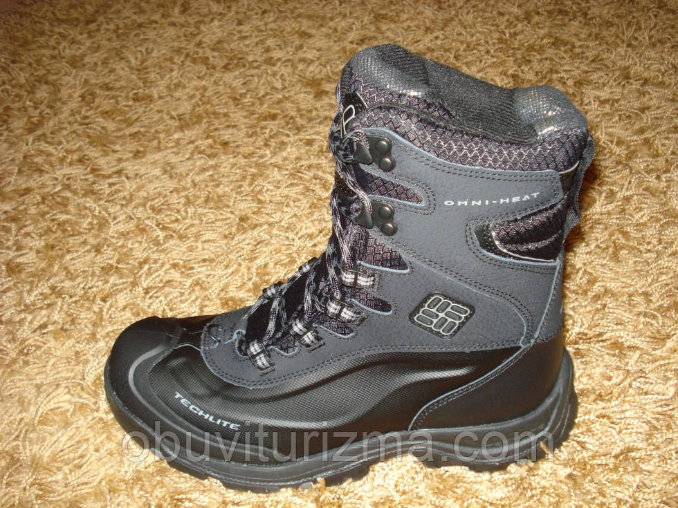 Ботинки Columbia Mens Bugaboot™ PLUS III OMNI-HEAT® 200-gram (41 -16%  Скидка Только сегодня 9c1a734d5093c