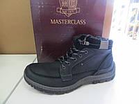 Качественные зимние кожаные ботинки Masterclass (40/41/42/43/44/45), фото 1