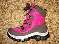 Термо ботинки фирменные Франция Quechua  Forclaz snow 200 (30/31/32/33/34/35/36/37), фото 1