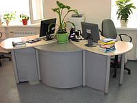 Столы для офиса с перфорацией