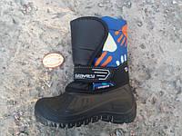 Ботинки детские термо  пенка Новая модель (34/35/36/37), фото 1