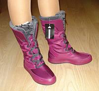 Ботинки adidas женские Утепленные демисизон Осень - Весна (USA-8.5-26см), фото 1