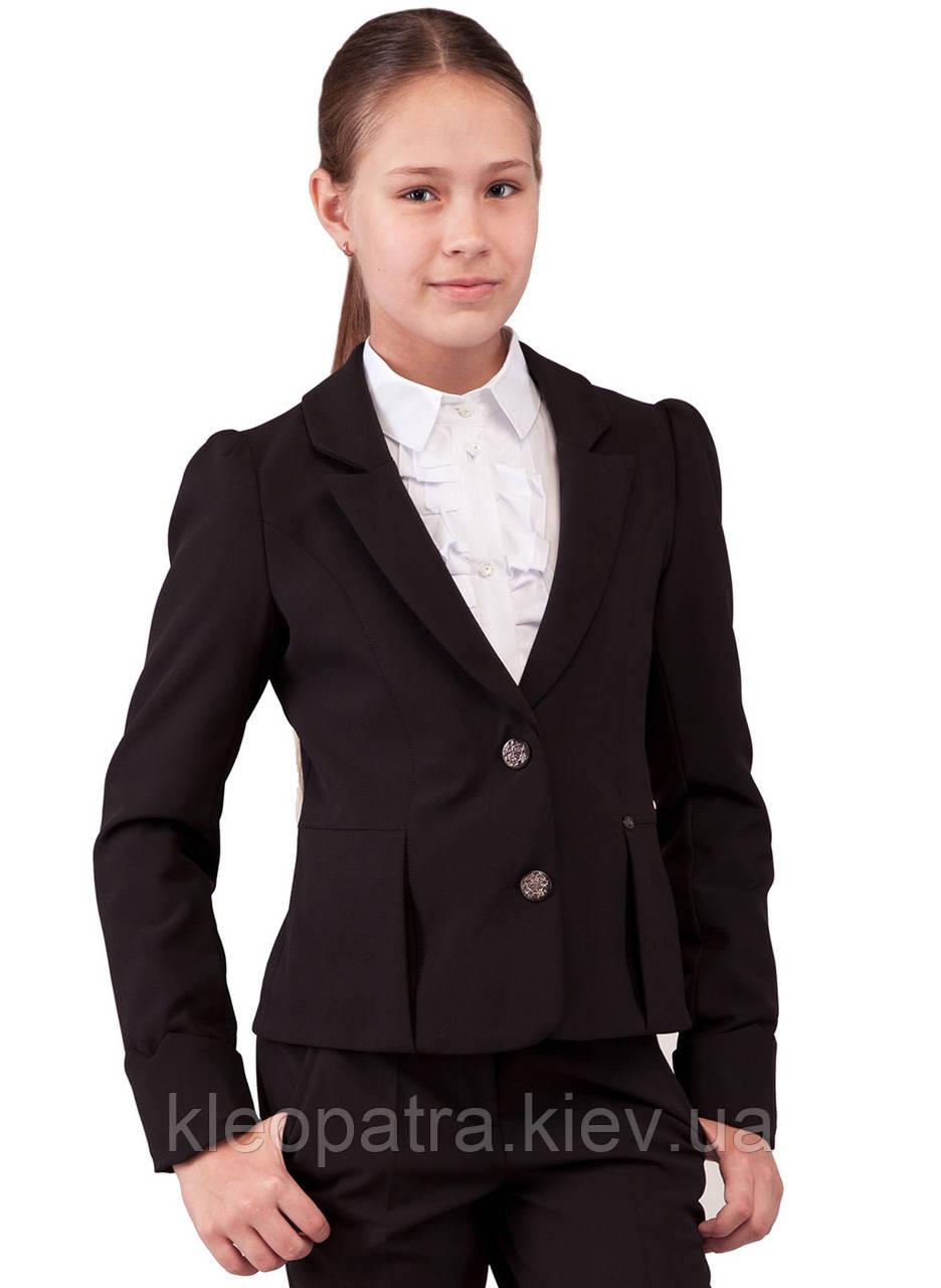 Пиджак школьный Кокетка