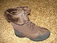 Bearpaw Stowe Winter Boots (Натуральная овчинка) (USA-11/28.7см)
