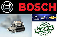 Стартер Bosch редукторный Ланос, Авео, Лачетти, Нубира, Такума.  Daewoo-Chevrolet.