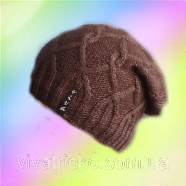 Шапка женская Буратино м 8257, флис, разные цвета