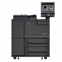 Konica Minolta bizhub PRO 1100 цифровая монохромная копировальная система, формата SRA3, 100стр/мин