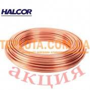 Медная труба для кондиционерной техники HALCOR (Греция) д. 6,35 мм, цена за 1 метр