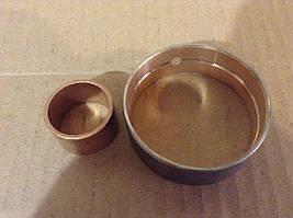 Втулка валика привода насоса масляного ВАЗ 2101-07 Стандарт (бронза) (компл.2шт) (пр-во г.Самара)