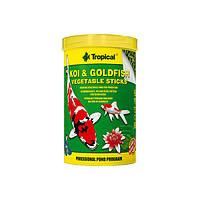 KOI & Gold Vegetable Sticks 1L /90g - палочки для прудовых рыб