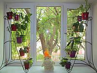 Подставка для цветов на подоконник,10