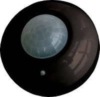Датчик руху 360° IP44 чорний