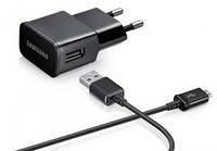 Набор Samsung GALAXY-S 2 in 1 ( дата кабель USB micro + СЗУ 220V-2A) Box
