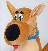 Мягкая игрушка собака Скуби-Ду 35 см