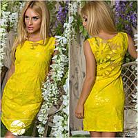 Коктейльное платье с пайетками 220 (1020)