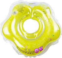Круг для купания Лайм с погремухами