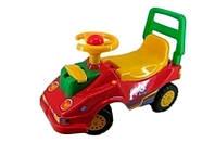 Машинка-каталка (с телефоном) для детей Тех2490