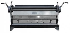 Листогибочный станок  3-IN-1 760x1,0(позволяет резки, гибки и складывания листового металла), фото 2