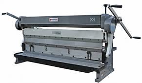 Листогибочный станок  3-IN-1 760x1,0(позволяет резки, гибки и складывания листового металла), фото 3
