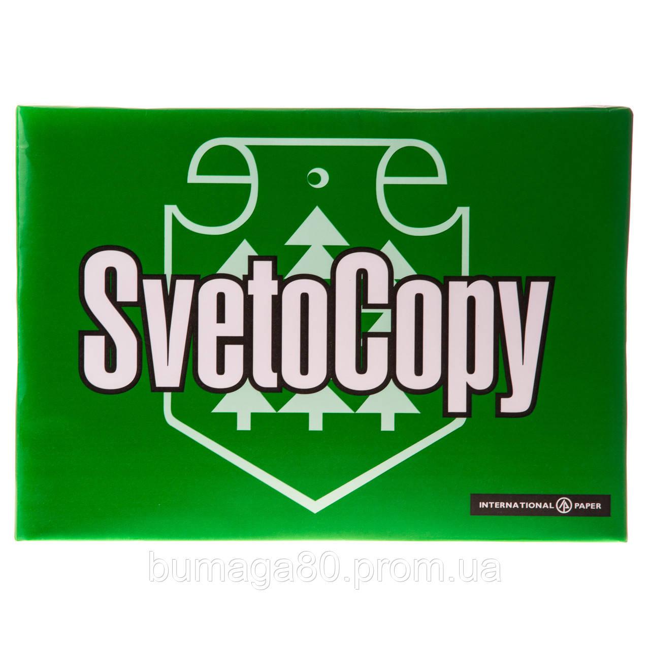 Белая бумага SvetoCopy A3 пл 80 500 листов - Интернет магазин Бумага 80 в Харькове