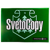 Бумага для  струйного принтера Sveto Copy A4 80 г/м2  500 лист
