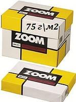 Бумага офисная zoom  А 4 пл. 75  500 лист