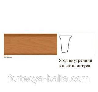 Угол внутренний для плинтуса Line Plast (Лайн Пласт) №043