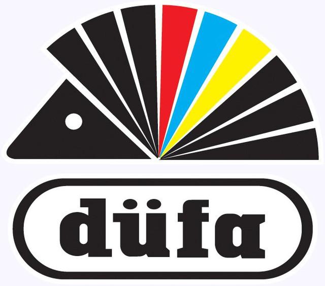 """Краски для стен и потолка """"Dufa"""""""