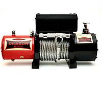 Лебедка Dragon Winch DWM 8000 HD 12 / 24 v  8000лб / 3600кг/24м