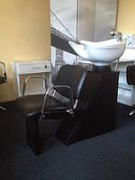 Мойка парикмахерская с креслом ZD-72 Металл, не фанера! В наличии!