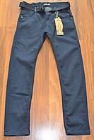 TAURUS.Котоновые брюки для мальчиков подростков.Размеры 134-164 см.,Венгрия