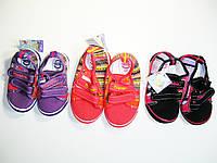 Текстильная обувь для девочек, размеры 21,24, арт. A-9843