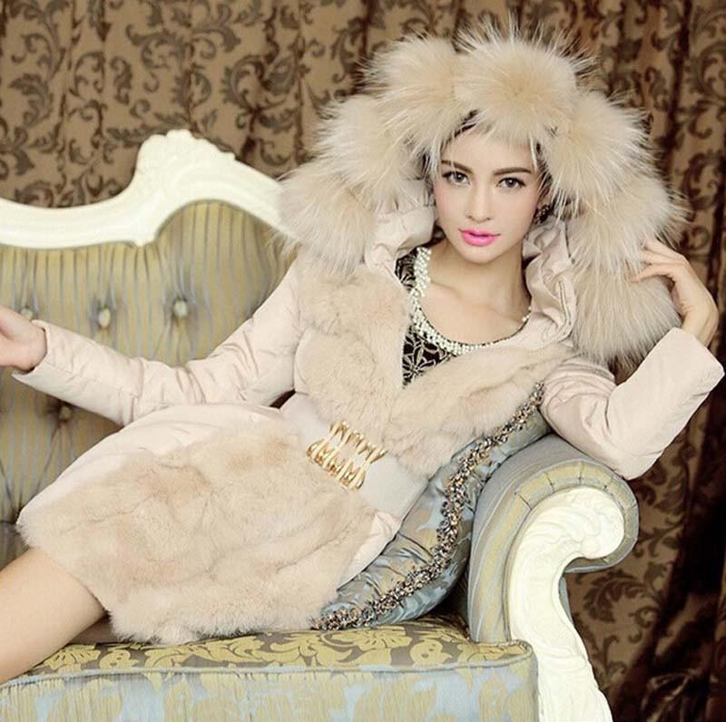 Женский зимний пуховик, женское зимнее пальто. Модель 753