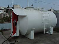 Емкость дизельного топлива