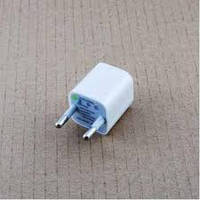 СЗУ TC09-IG, 220V-USB, 100-240V, 5-5.5V 4x2.1A, White, Blister