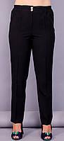 Элия. Классические брюки женские. Черный., фото 1