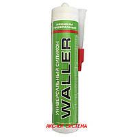 Силиконовый герметик - WALLER Universal Silicone Premium, белый, 280 мл