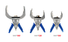 Съемник поршневых колец 50-100мм / 80-120мм / 110-160мм KING TONY